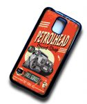 KOOLART PETROLHEAD SPEED SHOP Design For Land Rover Defender Twisted Case Cover Fits Samsung Galaxy S5